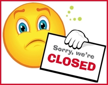 Picture of August 7th (Friday ) CLOSED TODAY