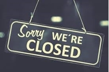 Picture of September 7th, 2020 (Monday ) closed today